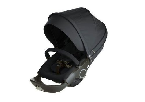 Stokke Stokke Xplory Or Crusi Textile Set In Black (Fabric Only)