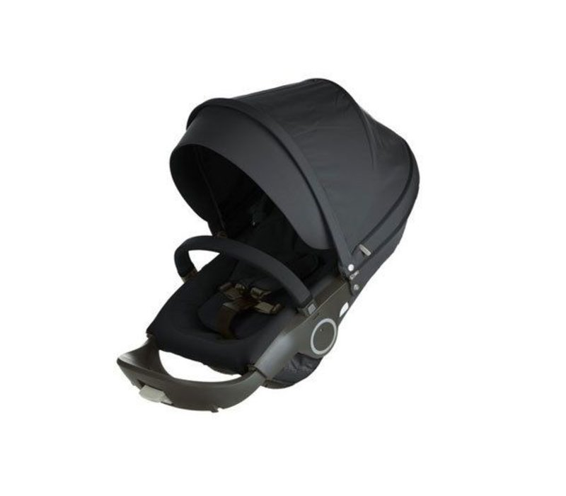 Stokke Xplory Or Crusi Textile Set In Black (Fabric Only)
