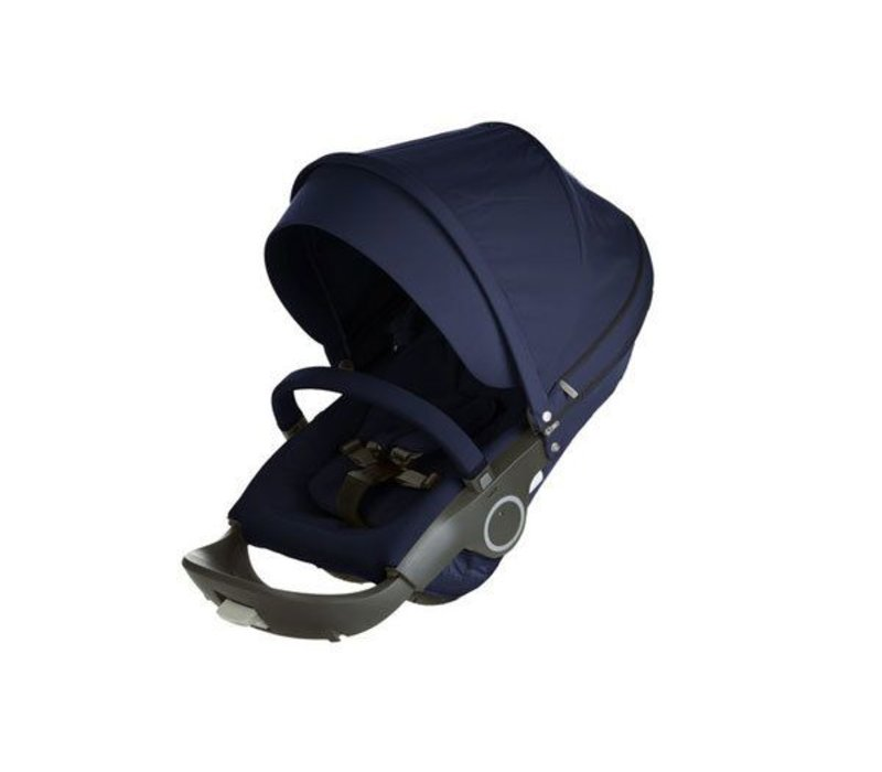 Stokke Xplory Or Crusi Textile Set In Deep Blue (Fabric Only)