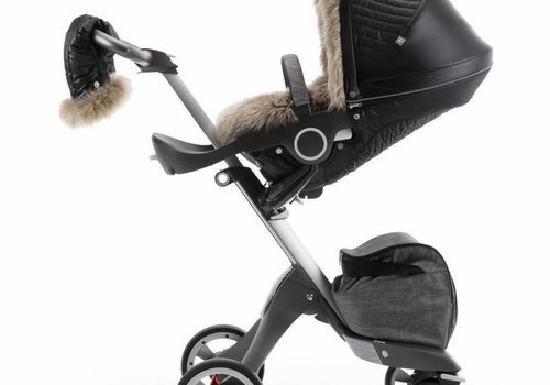 Stokke Stokke Xplory Winter Kit In Onyx Black