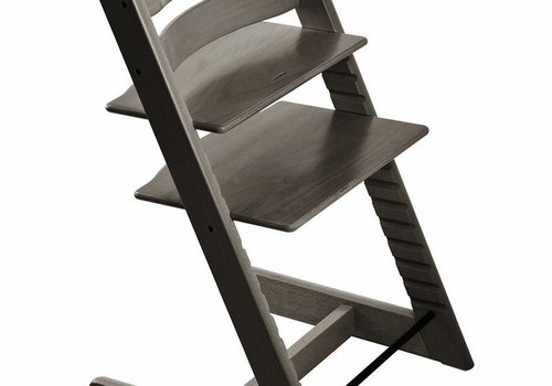 Stokke Stokke Tripp Trapp Classic Highchair In Hazy Grey
