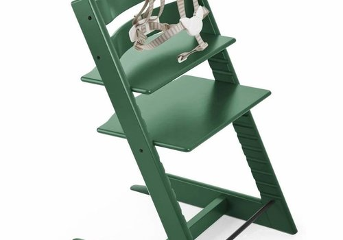 Stokke Stokke Tripp Trapp Classic Highchair In Forest Green
