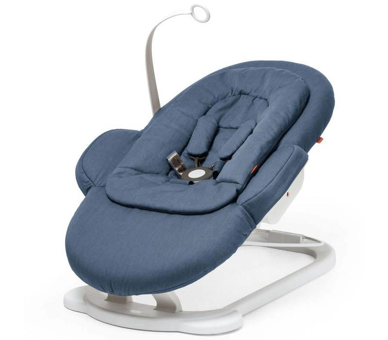 Stokke Steps Bouncer In Blue