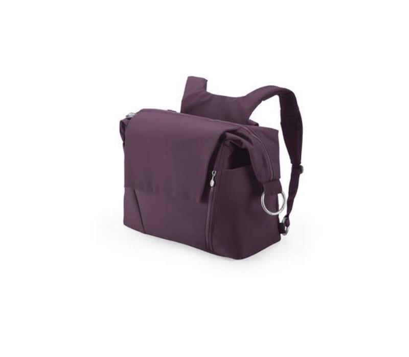 Stokke Universal Changing Bag In Purple