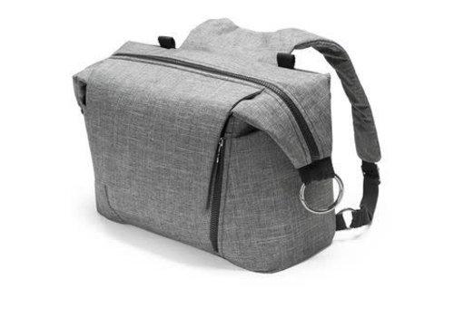 Stokke Stokke Universal Changing Bag In Black Melange