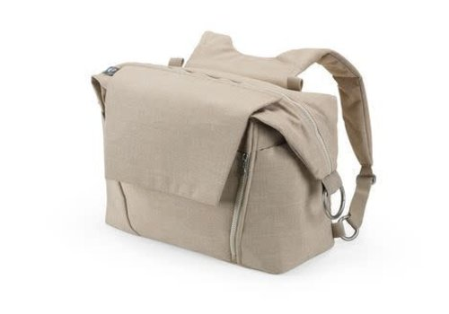 Stokke Stokke Universal Changing Bag In Beige Melange