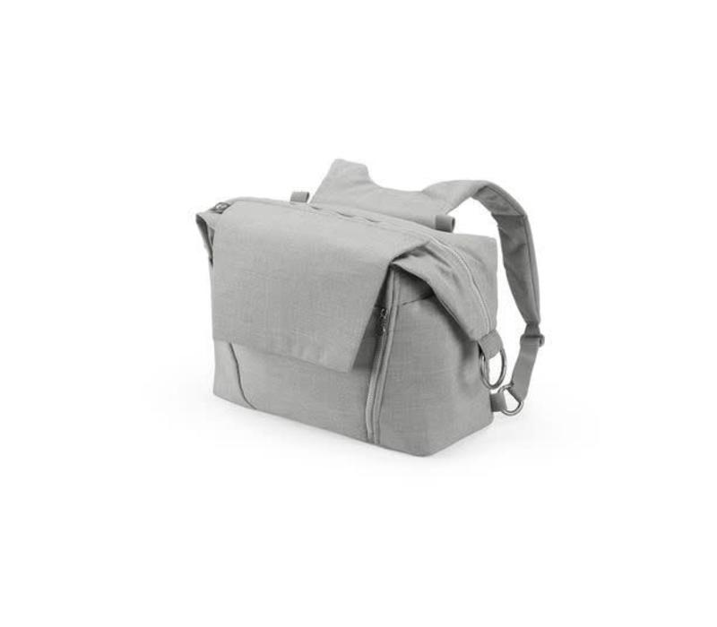 Stokke Universal Changing Bag In Grey Melange