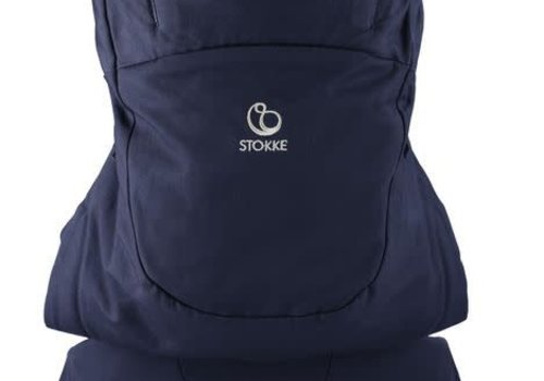Stokke Stokke MyCarrier Back Carrier In Deep Blue