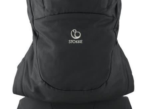 Stokke Stokke MyCarrier Back Carrier In Black
