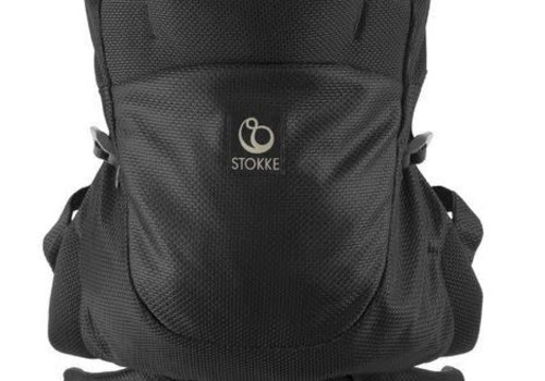 Stokke Stokke MyCarrier Back Carrier In Black Mesh