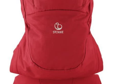 Stokke Stokke MyCarrier Back Carrier In Red