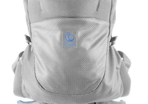 Stokke Stokke MyCarrier Back Carrier In Marina Mesh