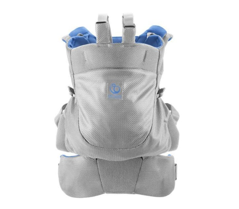 Stokke MyCarrier Back Carrier In Marina Mesh