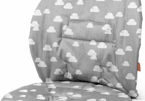 Stokke Stokke Steps Cushion In Grey Clouds