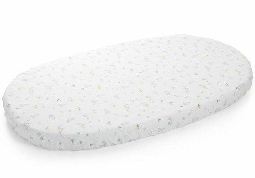 Stokke Stokke Sleepi Crib Fitted Sheet In Soft Rabbit