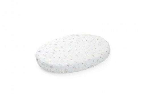 Stokke Stokke Sleepi Mini (Bassinet) Fitted Sheet In Soft Rabbit