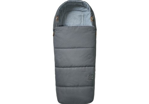 Joolz Joolz Universal Earth Footmuff In Hippo Grey