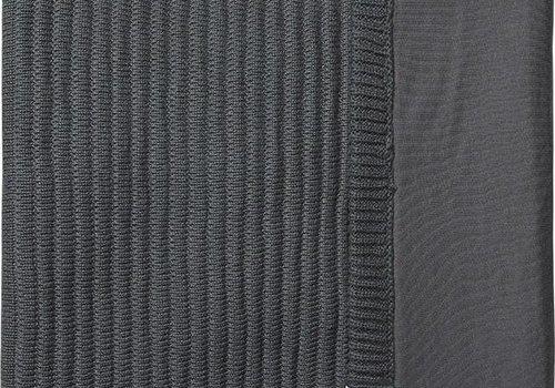 Joolz Joolz Essentials Ribbed Blanket  Antracite