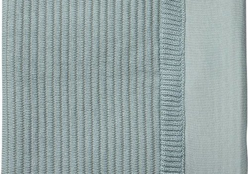 Joolz Joolz Essentials Ribbed blanket  Mint