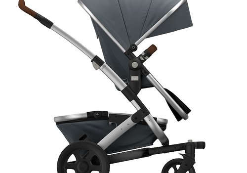 Joolz Joolz Geo2 Earth Mono Complete Stroller Set In Hippo Grey
