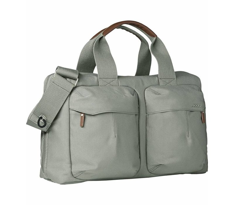 Joolz Universal Earth Nursery Bag In Elephant Grey