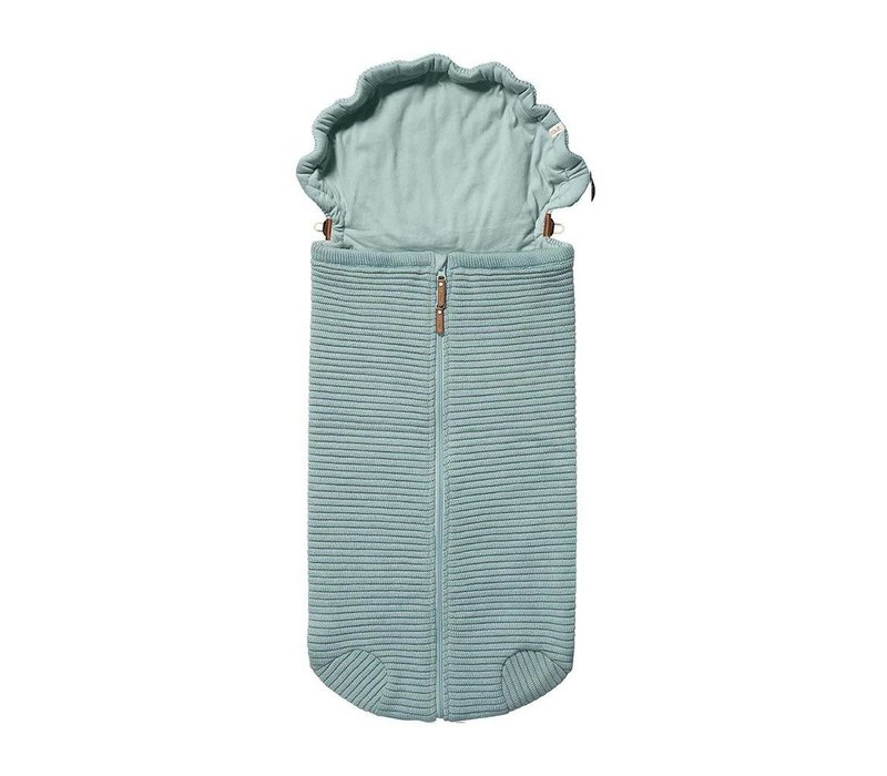 Joolz Essentials Ribbed Nest  Mint