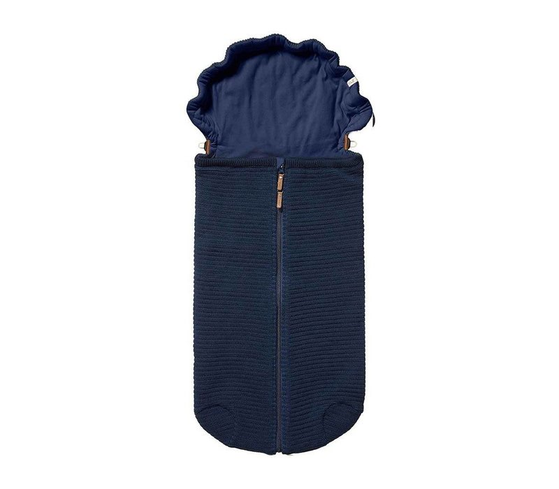 Joolz Essentials Ribbed Nest  Blue