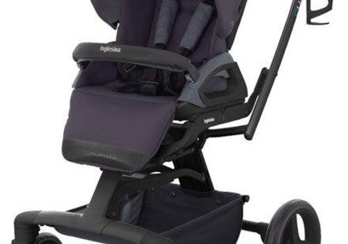 Inglesina 2017 Quad Stroller In Stone Grey