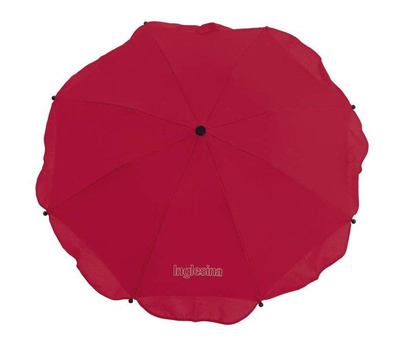 Inglesina Stroller Umbrella Parasol In Red
