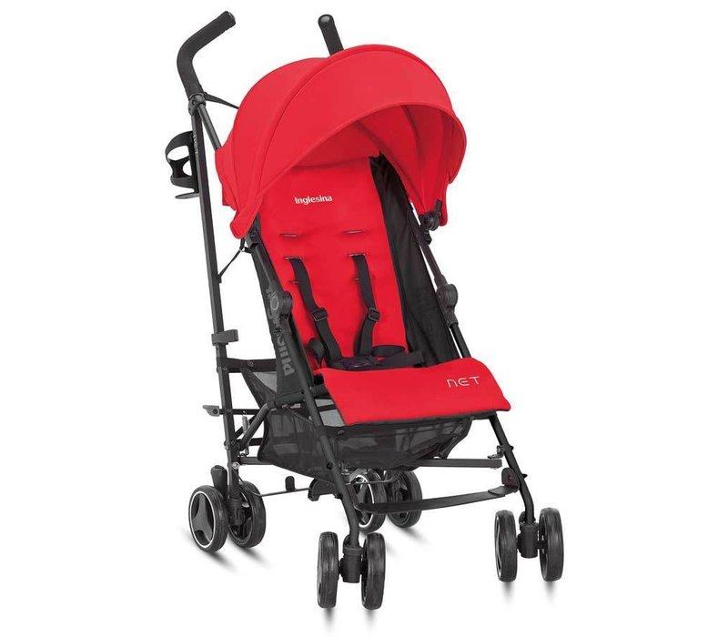 2017 Inglesina Net Stroller In Paprika (Red)