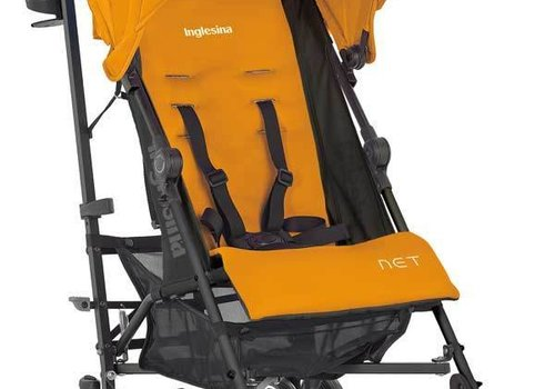 Inglesina 2017 Inglesina Net Stroller In Zenzero (Orange)