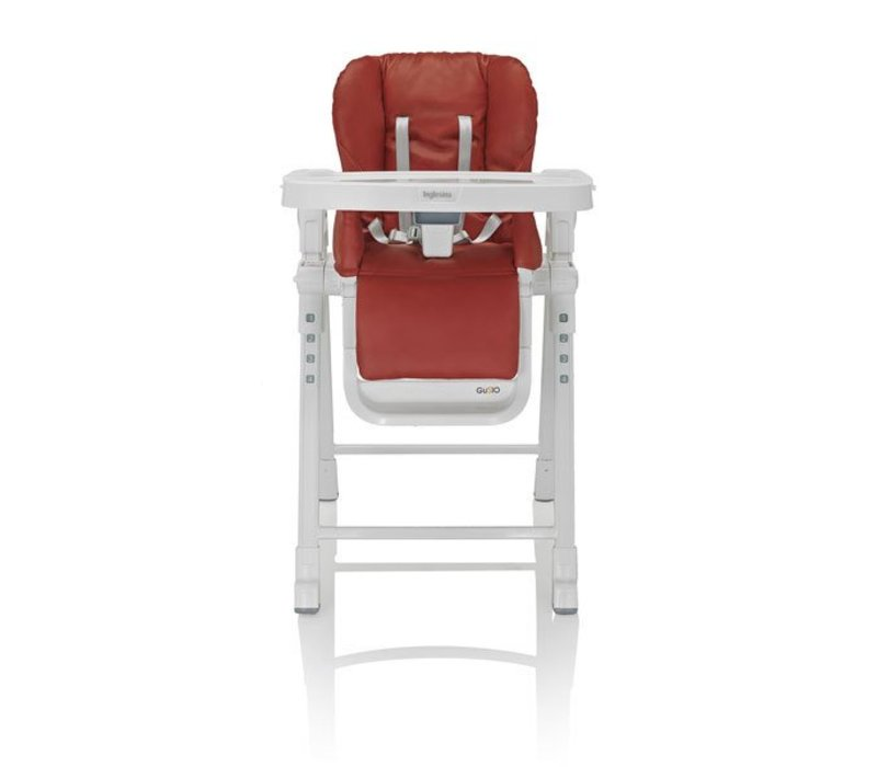 Inglesina Gusto Highchair In Red