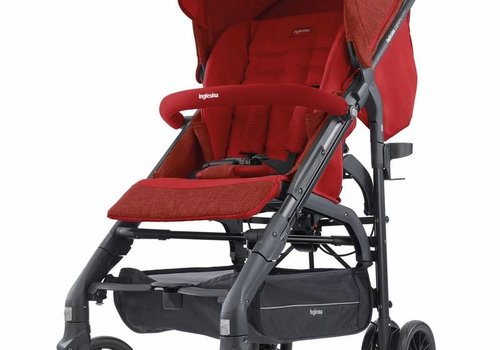 Inglesina 2018 Inglesina Zippy Light Stroller In Brick Red