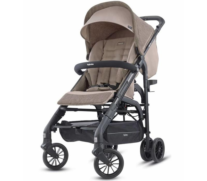 2018 Inglesina Zippy Light Stroller In Safari Beige