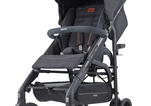 Inglesina 2018 Inglesina Zippy Light Stroller In Village Denim