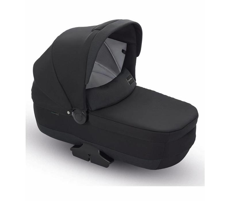 Inglesina Quad/Trilogy City Bassinet In Total Black