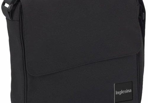 Inglesina Inglesina Quad/Trilogy City Diaper Bag In Total Black