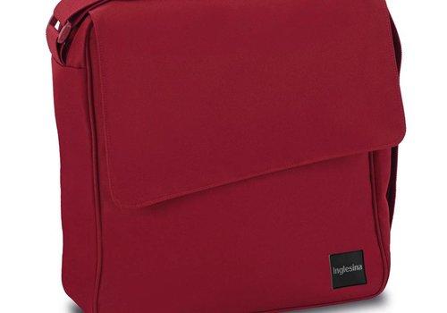 Inglesina Inglesina Quad/Trilogy City Diaper Bag In Intense Red