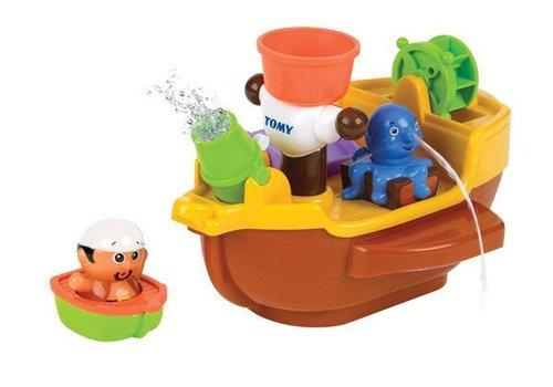 Tomy Tomy Pirate Bath Ship Toy