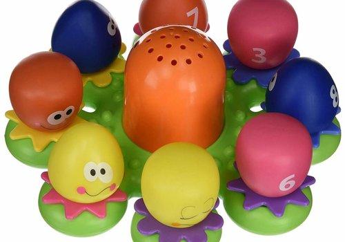 Tomy Tomy Bath Octopals