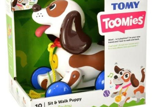 Tomy Tomy Sit n Walk Puppy