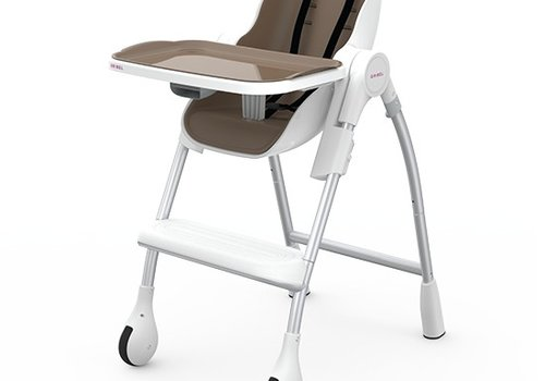 Oribel Oribel Cocoon High Chair In Almond