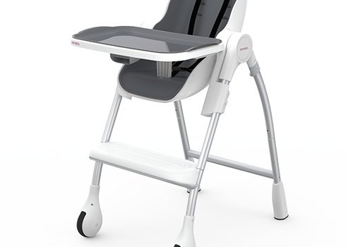 Oribel Oribel Cocoon High Chair In Slate