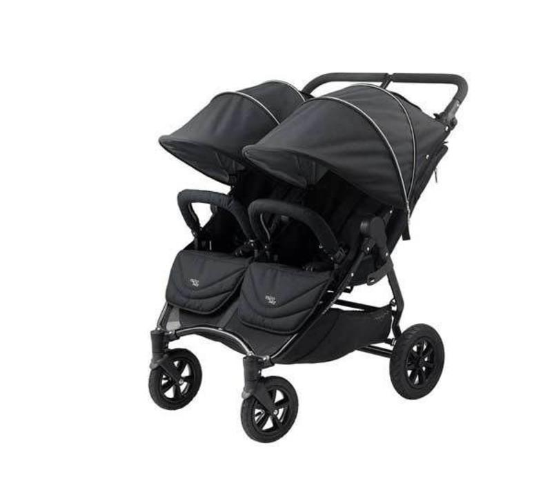 Valco Baby Neo Twin Duo In Black