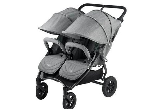 Valco Baby Valco Baby Neo Twin Duo In Tailormade Grey Marle