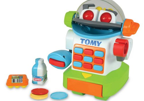 Tomy Tomy Toomies Mr Shopbot