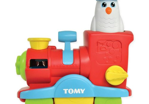 Tomy Tomy Toomies Bubble Blast Train