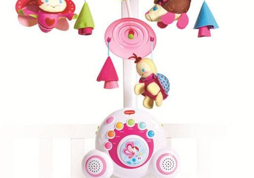 Tiny Love Tiny Love Princess Soothe N Groove Mobile