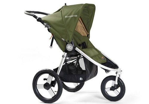 Bumbleride 2017 Bumbleride Speed Stroller in Camp Green