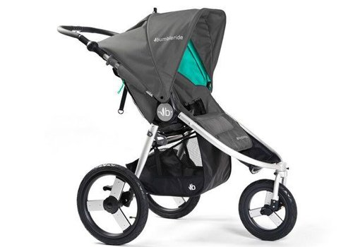 Bumbleride 2017 Bumbleride Speed Stroller in Dawn Grey